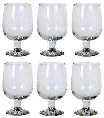 6x Red wine or Beer Glasses 460ml JAMIE OLIVER STYLE