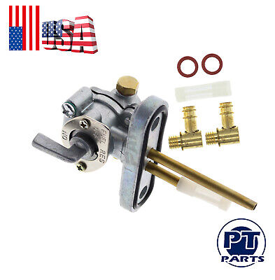 For Yamaha Petcock Fuel Gas Tap Valve Right or Left XS650 SR 500 2FastMotor