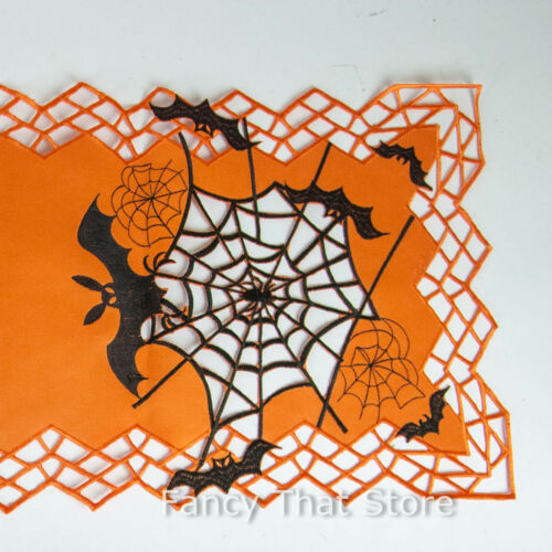 "Happy Halloween Table Runner 12"" x 64"" by Wimpole St. RN 104730 