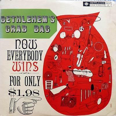 LP Various Artists - Bethlehem's Grab Bag
