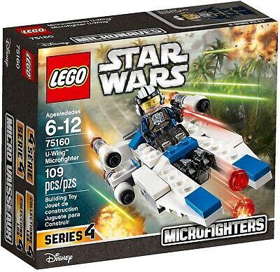 Lego Star Wars U-wing Microfighter 75160 (2017) (Worn Box)