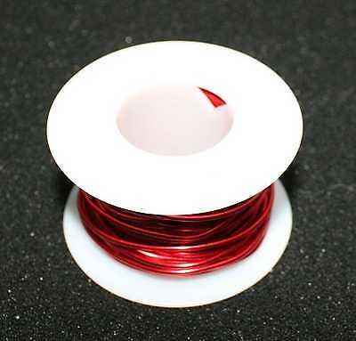 Enamel Coated Magnet Wire 22g - 4oz Spool
