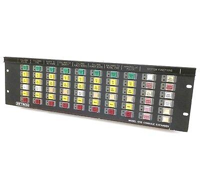 Zetron 4115 Emergency Dispatch Console Expander 4115b 4000 Series 901-9224 1
