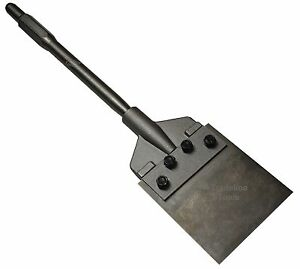 Jack Hammer Flexible Blade Floor Scraper Tile Chisel