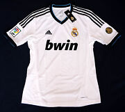 Real Madrid Trikot 2012
