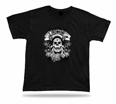 Casino Birthday Ideas (Tshirt Tee Shirt Birthday Gift Idea Lucky Skull Casino Gamble Dice Cards)