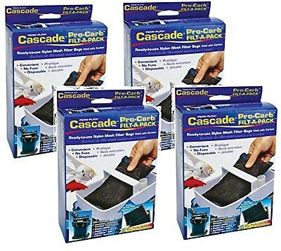 Penn Plax Cascade Aquarium Filt-a-Packs