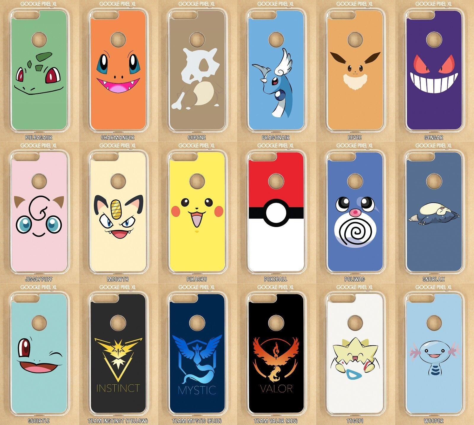 Pokemon Jigglypuff Google Pixel XL Case