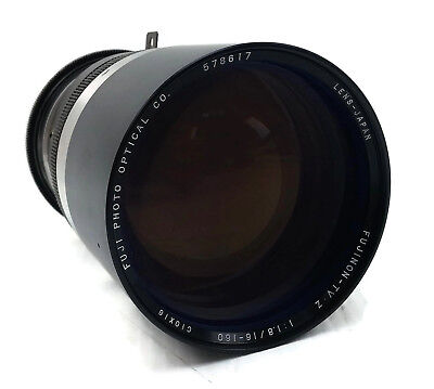 Fujinon TV-Z C10X16 Lens 1:1.8/16-160 Fuji Optical Different model