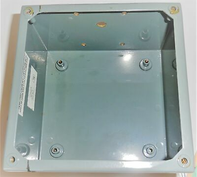 Federal Signal Hoffman 17c186a-01 Speaker Box Enclosure Approx 6x6 Opening