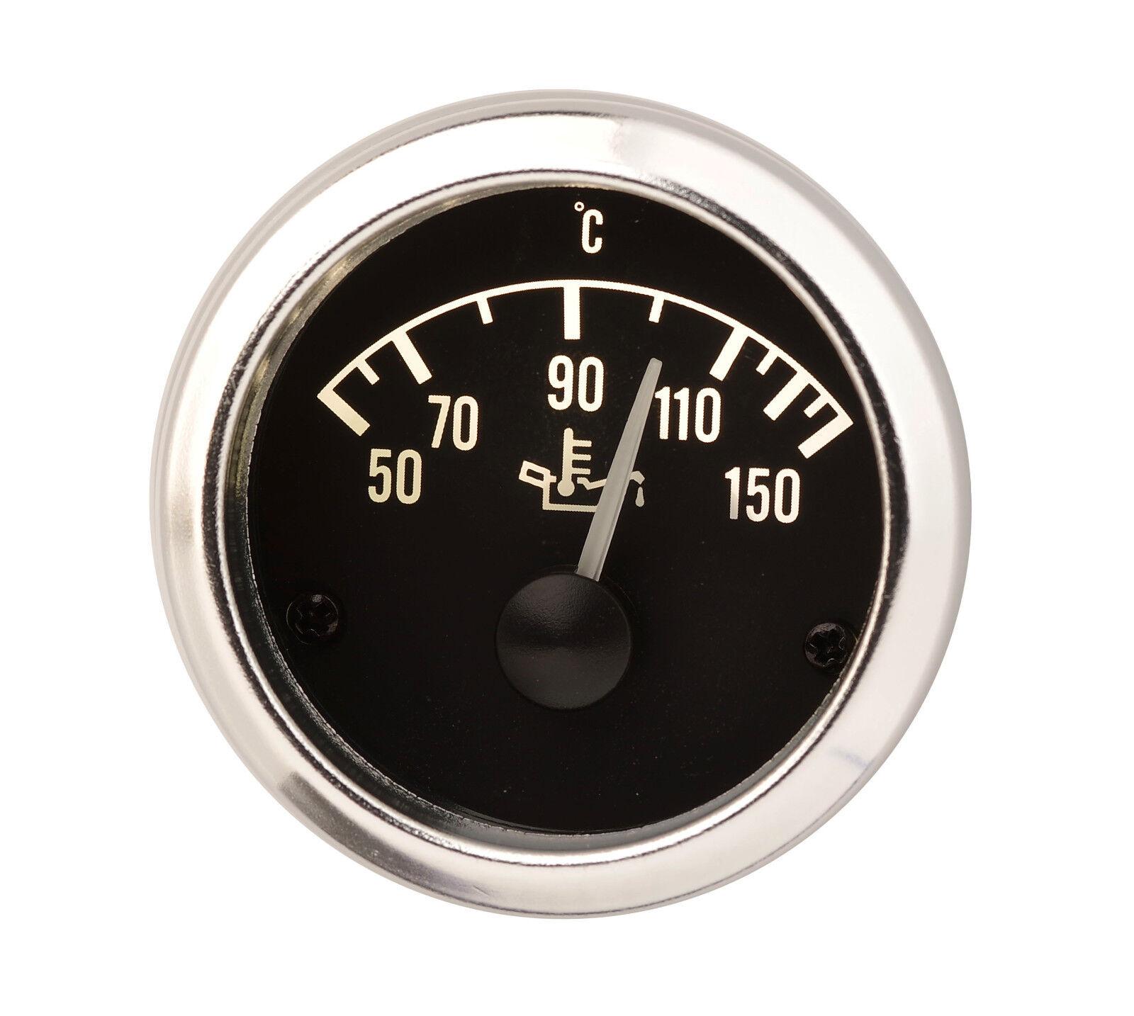 ATIWE Zusatz Instrument  Öltemperatur Anzeige Öltemperaturanzeige