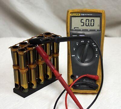 Guildline Resistance Standard Resistor 50 Ohm High Stability 9330