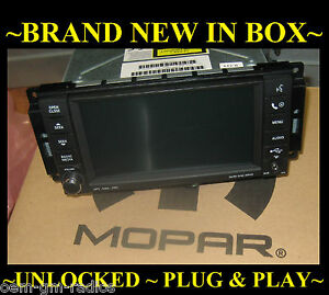 Dodge Avenger Radio Parts Amp Accessories Ebay