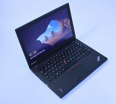 "Lenovo ThinkPad X250 Laptop 12.5"" Intel Core i7-5600U, 256GB SSD, 8GB. WARRANTY"