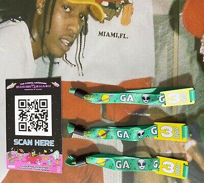 Lyrical Lemonade Summer Smash Festival 3 Day General Admission (GA) Ticket