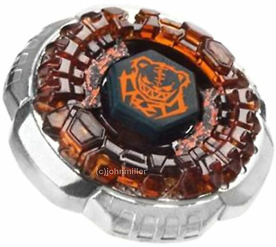 Rock Orso D125B BB-51 Metal Fusion 4D Beyblade (AKA Super Rorso) - USA SELLER! - Rock Toys