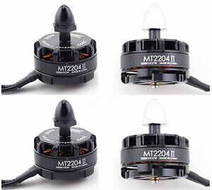 EMAX MT2204II 2300KV Cooling Brushless Motor for QAV 250 Robocat 270 Quadcopter