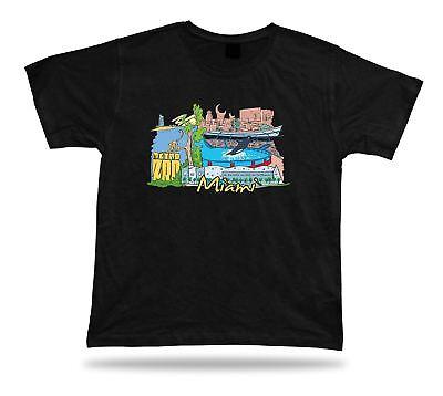 Miami Seaquarium Coral Castle Jungle Island Lincoln Road Dolphin Mall tshirt (Dolphin Mall)