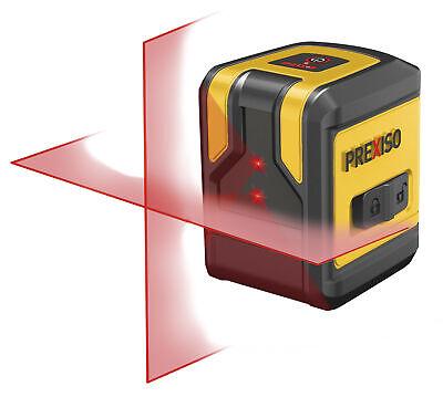 PREXISO 8250378 - Nivel lser de 2 l¡neas en cruz PLC10P