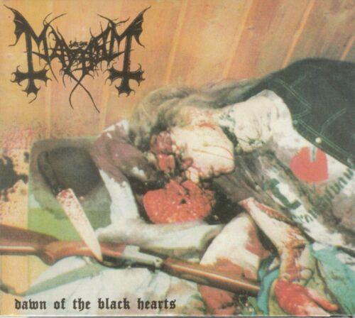 MAYHEM - Dawn of the Black Hearts + Last Breath 2CD ( Digi )