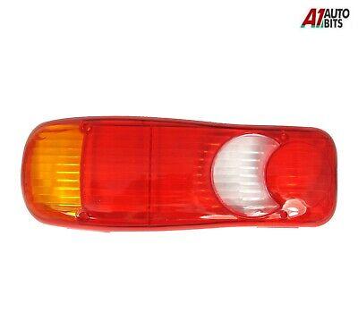 Rear Tail Light Lamp Lens LH//NS 4 Notch Version