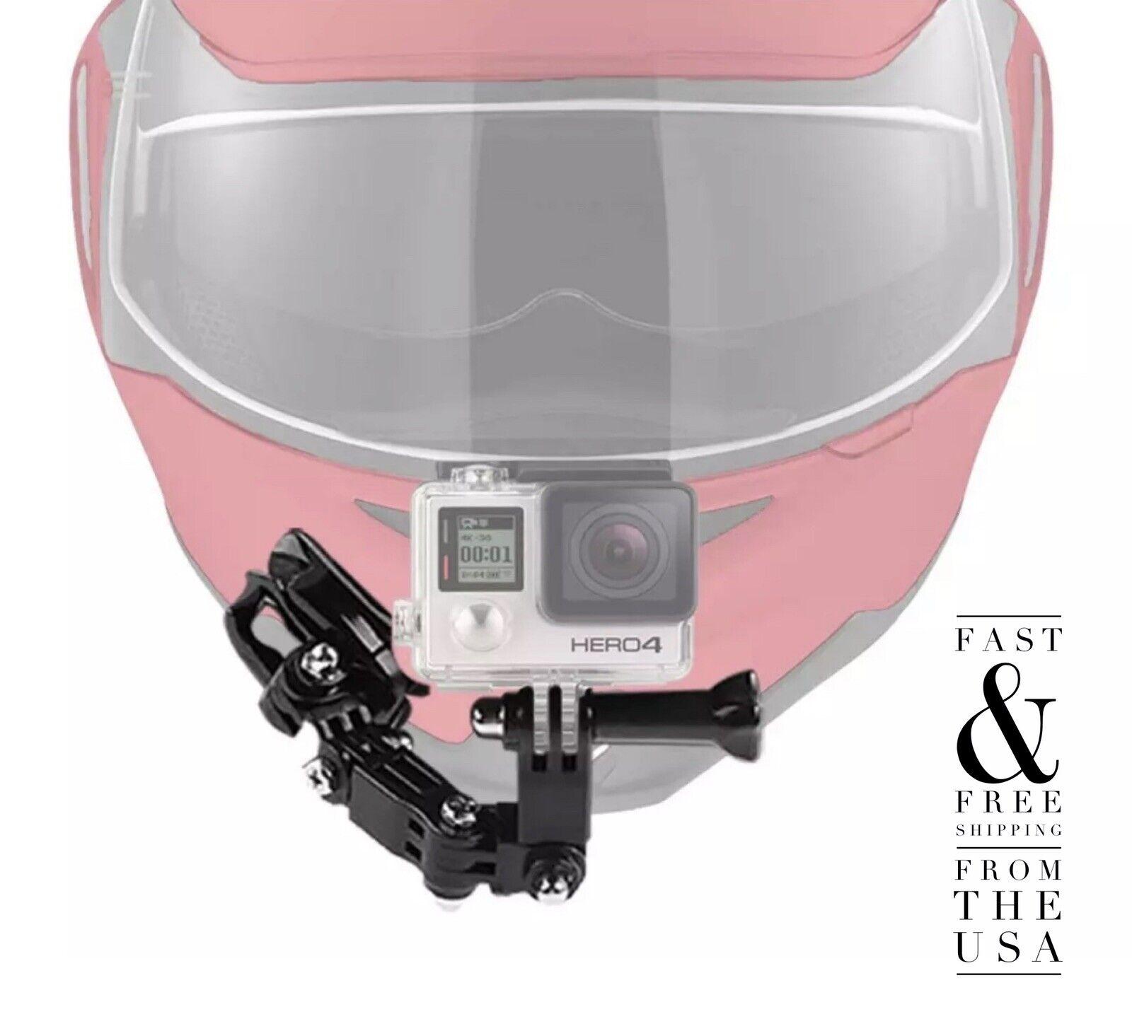 motorcycle helmet mount swivel for hero 3