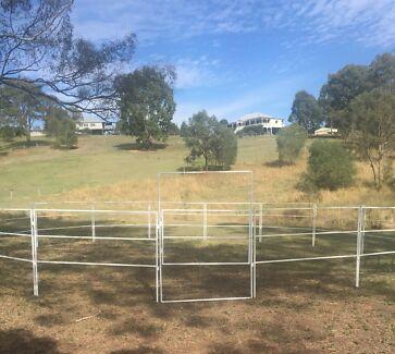 PORTABLE HORSE ROUND YARD Jimboomba Logan Area Preview