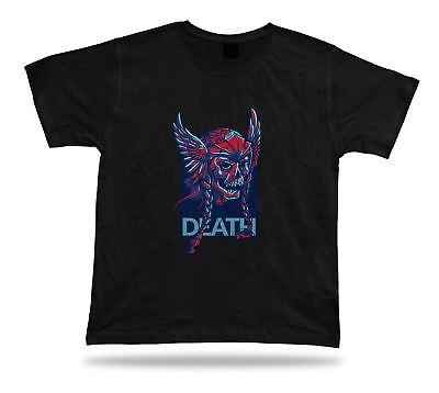 Girl Angel of Death Monster Skeleton Skull t shirt idea unisex all size apparel (Girl Ideas)