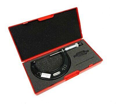 Starrett 436.1rl-3 2-3 Range Outside Micrometer .001 Grad