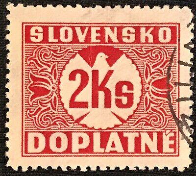 Slovakia SC #J-21 Used 1940