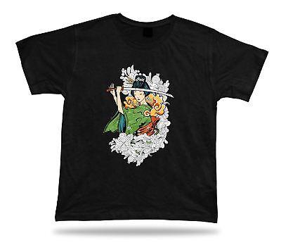 Japanese Kabuki Woman Samurai sword flowers tshirt design best apparel