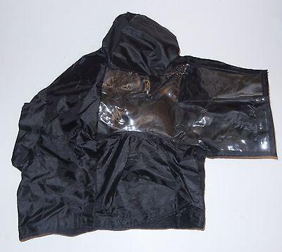 Regenschutz / Rain Cover für kurze Videokameras