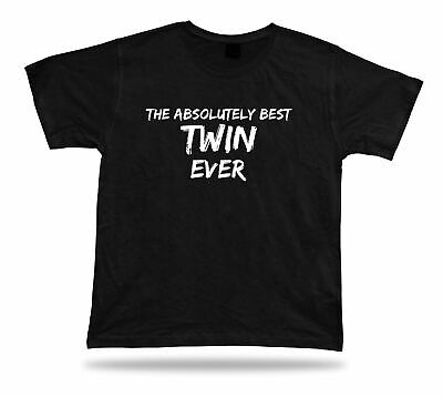 Valentines awesome best ever twin T-shirt Funny BFF No1 Gift birhday (Best Valentines Gift Ideas)