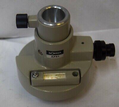Sokkia Ap41 Three-jaw Rotatable Optical Plummet Adapter 1