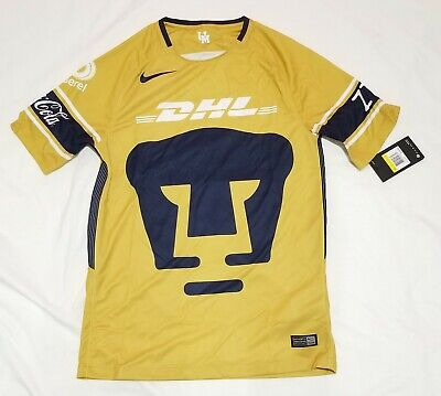 2ee7d9072ec Nike Pumas Unam 3rd Jersey 2017/2018 Short Sleeve Size Small