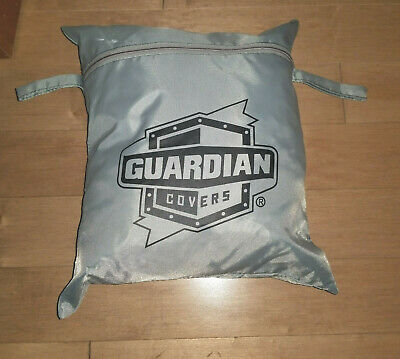 Dowco Guardian XL Weatherall Motorcycle Cover X Large 50004-03 with bag