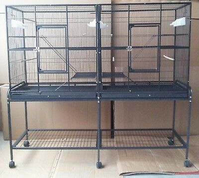 Twims cage Style pet Cage Bird cage small animal cage parrot cage cocktail cage