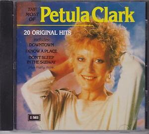 PETULA-CLARK-THE-MOST-OF-CD-NEW