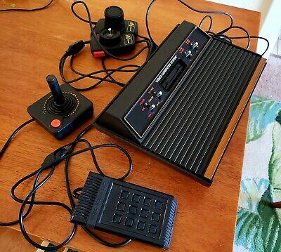 Atari CX 2600A System