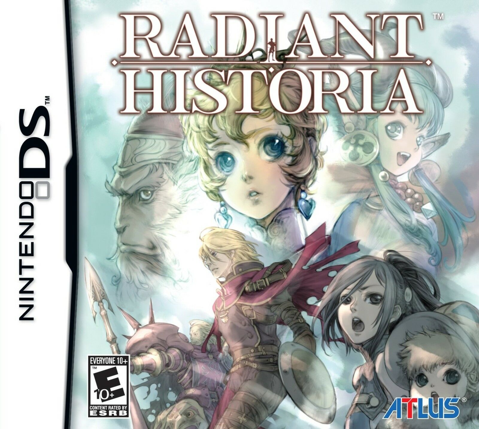 $22.13 - Radiant Historia Nintendo DS Game Brand New and Sealed