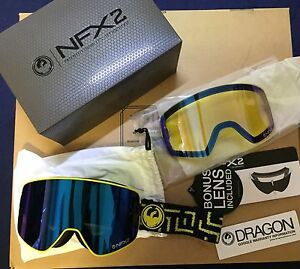 Dragon NFX2 Ski / Snowboard Goggles. West. Beenleigh Logan Area Preview