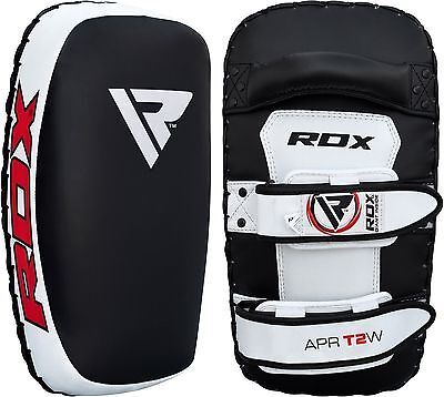 RDX Kick Boxing Strike Shield Curved Arm Pad MMA Focus Muay Thai Punch Kicking