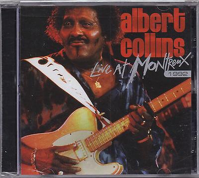 ALBERT COLLINS - Live At Montreux 1992 CD NEU&OVP/SEALED!
