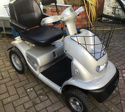 Mobility Scooter TGA Breeze 4 Heavy Duty All Terrain - 8mph & Charger Inc