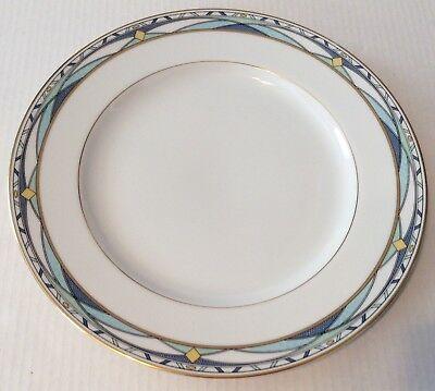 Mikasa Vintage Gold Large Chop Plate Serving Dish Gold Chop Plate