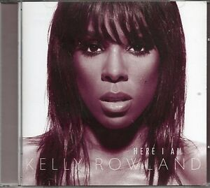 KELLY-ROWLAND-Destinys-Child-X-Factor-Judge-HERE-I-AM-2011-CD-NEW