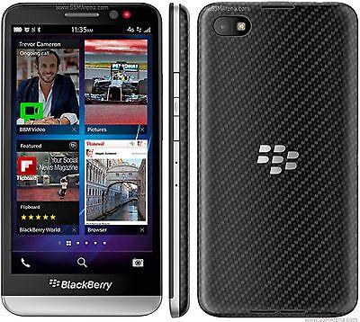 BlackBerry Z30 16GB  Black (Verizon) Smartphone Unlocked GSM LTE 4G New Other
