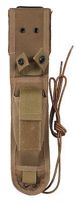 knife sheath gi type military coyote brown rothco 40065