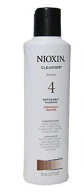 Nioxin System # 4 Cleanser Shampoo 5.07 oz