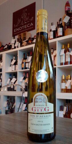 Vino Bianco, Gewurztraminer Alsaziano n° 3 bottiglie